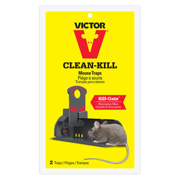 Victor Clean Kill Tunnel Trap 2 Count