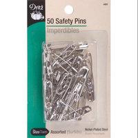 Dritz 460 Safety Pins-Assorted 50-Pkg