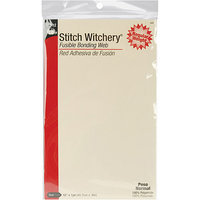 Dritz Stitch Witchery Fusible Bonding Web Regular Weight