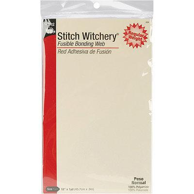 Dritz Stitch Witchery Fusible Bonding Web Regular Weight
