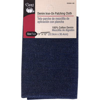 Dritz Iron-On Patching Cloth 9