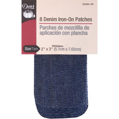 Dritz Iron-On Patches 2