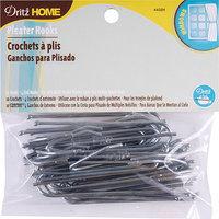 Dritz 103445 Ceiling Pleater Hooks 10-Pkg - 4 Ends