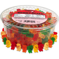 Office Snax Gummy Bears, Assorted Flavors