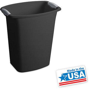 DDI 1424705 Sterilite 3 Gallon Wastebasket White