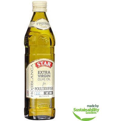 Star Hojiblanca Extra Virgin Olive Oil for Poultry/Fish, 16.9 fl oz
