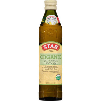 Star Special Reserve Organic Extra Virgin Olive Oil, 17 fl oz