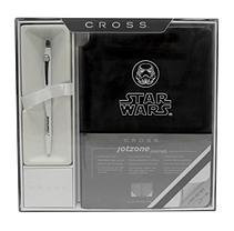 Cross Star Wars Stormtrooper Click Rollerball Pen With Jotzone Journal