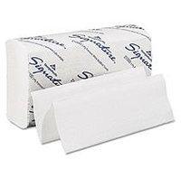 Georgia Pacific Signature Multifold Paper Towels Signature White 2