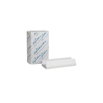 Georgia Pacific Signature C-Fold Paper Towels Signature White 2 Ply