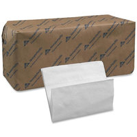 Georgia Pacific GEP37402 Full Fold Napkins- 1-Ply- 12in. x17in- 6000-CT- White