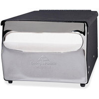 GEORGIA PACIFIC Napkin Dispenser, Table Model, 5