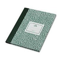 National Brand Lab Notebook, 7-7/8 x 10-1/8, White, 96 Sheets/Pad