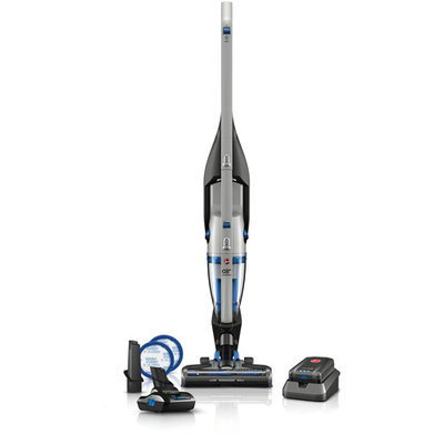 Hoover - Air Bagless Cordless 2-in-1 Handheld/stick Vacuum - Gray