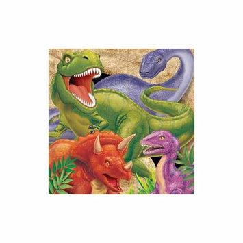 Dinosaur Adventure Napkins (16-pack)