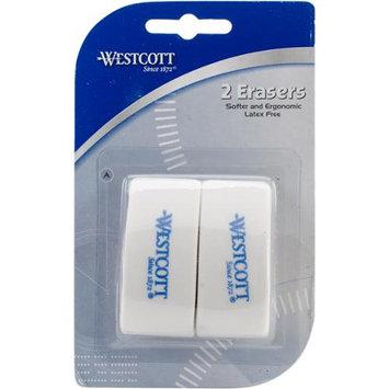 Westcott Tear Drop Eraser [PK/2]. Model: 14614