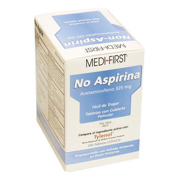 Acme United Corporation ACM40800 Non Aspirin Pain Reliever- 2-PK