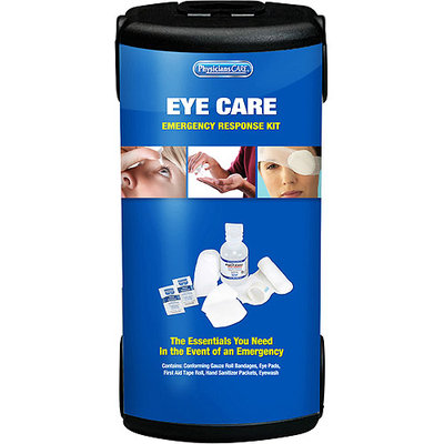 Emergency First Aid Eye Care Kit