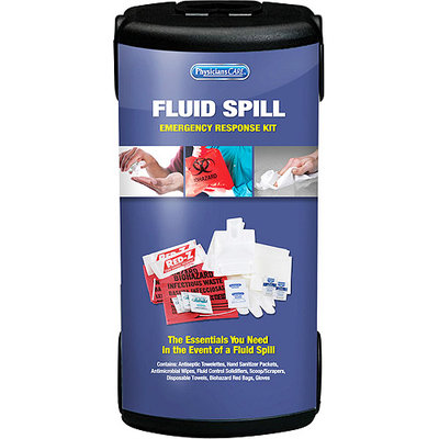 Emergency First Aid Bodily Fluid Spill Kit