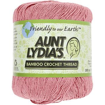 Coats: Crochet & Floss Aunt Lydia's Bamboo Crochet Thread Size 10