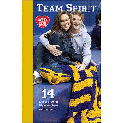 Coats: Crochet & Floss Coats - Crochet & Floss 421173 Coats & Clark Books-Team Spirit -Super Saver
