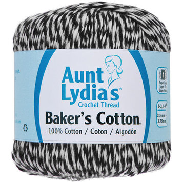 Aunt Lydia's Baker's Cotton-Red