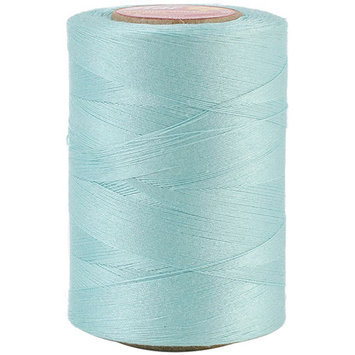 YLI Corporation V37-8890 Star Mercerized Cotton Thread Solids 1200 Yards-Dark Brown