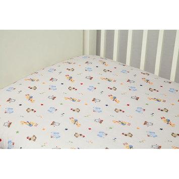 Riegel Tune Time Crib Sheet