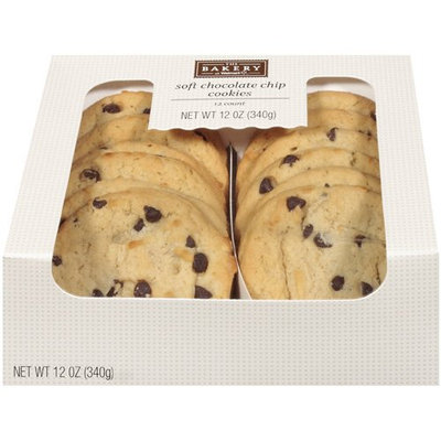 The Bakery At Walmart Soft Cookies Chocolate Chip