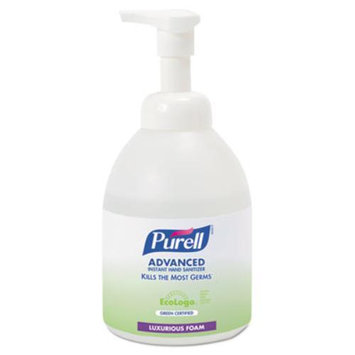 GOJ579104EA - PURELL Green Certified Instant Hand Sanitizer Foam; 535 ml Bottle