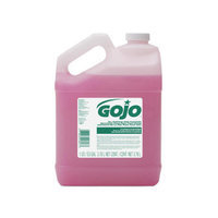 GOJO GOJ180704 Bulk Pour All-Purpose Pink Lotion Soap, 1 Gallon Bottle, 4 Per Carton