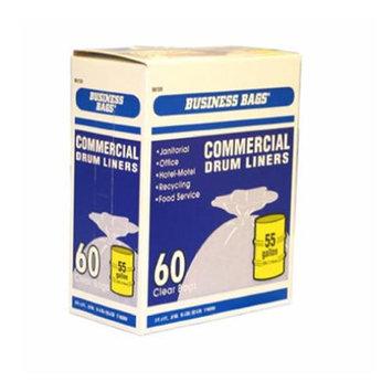 Covalence Plastics #96130-4 60CT 55 gal Drum Liner