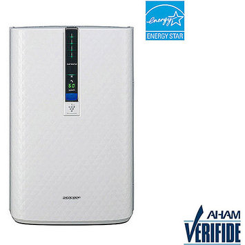 Sharp KC850U Plasmacluster air purifier with humidifying function