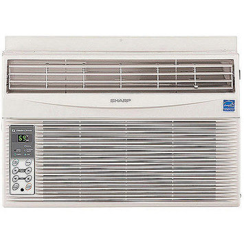 Sharp AFS80RX 8000BTU Window Air Conditioner with Remote