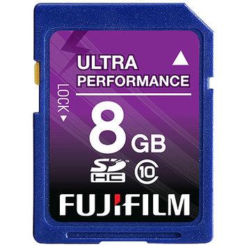 Fuji Film USA 600008927 8GB SDHC Memory Card