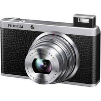 Fuji Film XF1 12-Megapixel Digital Camera - Black