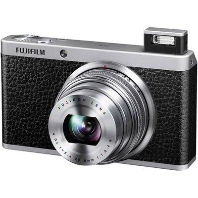 Fuji Film XF1 12-Megapixel Digital Camera - Black
