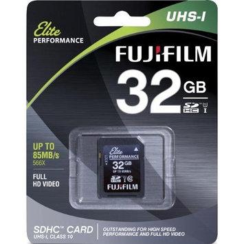 Fujifilm 32GB Class 10 UHS-1 SDHC Memory Card