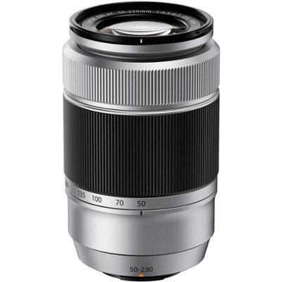 Fujifilm XC 50-230mm f/4.5-6.7 OIS Lens (Silver)
