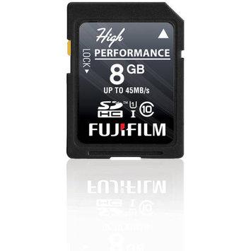 Fujifilm High Performance 8GB Secure Digital High Capacity (SDHC)