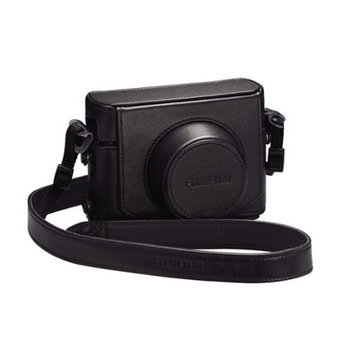 Fujifilm Premium Genuine Leather Case for X30 Digital Camera, Black