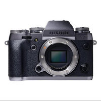 Fujifilm X-T1 Mirrorless Digital Camera (Graphite Silver Body)