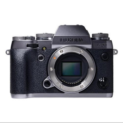 Fujifilm X-T1 Mirrorless Digital Camera (Graphite Silver Body)
