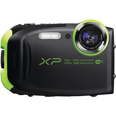 Fujifilm Finepix Xp80 16.4 Megapixel Compact Camera - Graphite - 2.7 Lcd - 169 - 5x Optical Zoom - 2x - Optical [is] - Ttl - 4608 X 3456 Image - 1920 X 1080 Video - Hdmi - Pictbridge - Hd (16449624)