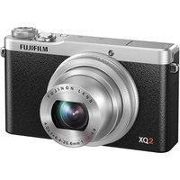 Fujifilm XQ2 Digital Camera, 12MP, 4x Optical Zoom, 3
