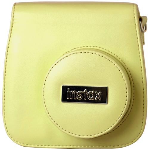 Fujifilm Groovy Camera Case for Instax Mini 8 (Yellow)