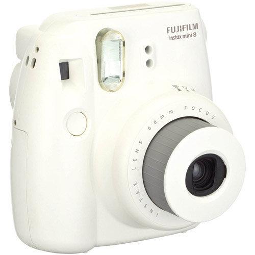 Fuji Film USA 16273398 Mini 8 Camera White