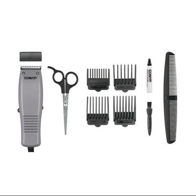 Conair Hc90GB 10 Piece Basic Haircut Kit