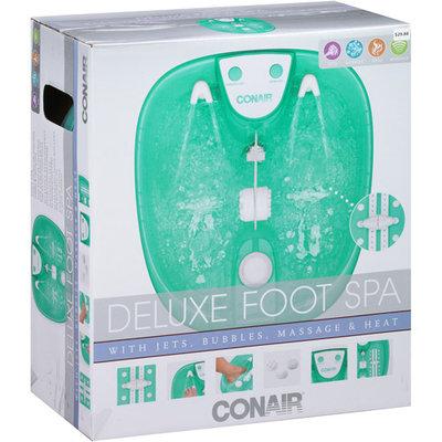 Conair Green Deluxe Foot Spa