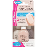 Sally Hansen French Manicure Nearly Nude, Natural White